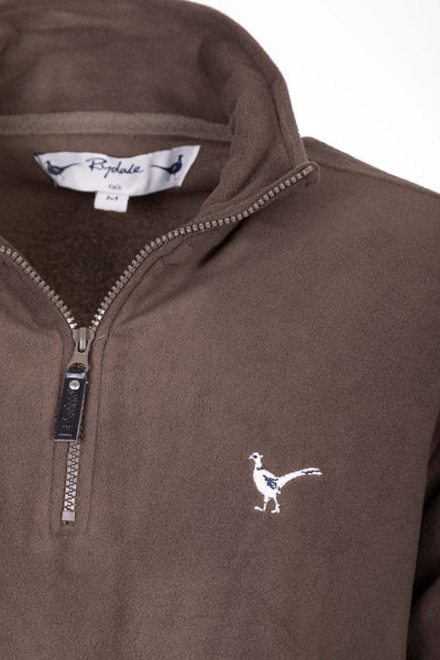 Bark - Men's Kelk Overhead Pheasant Fleece