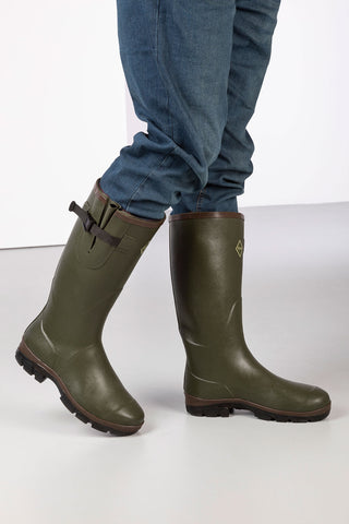 Lisset Neoprene Lined Wellington Boots