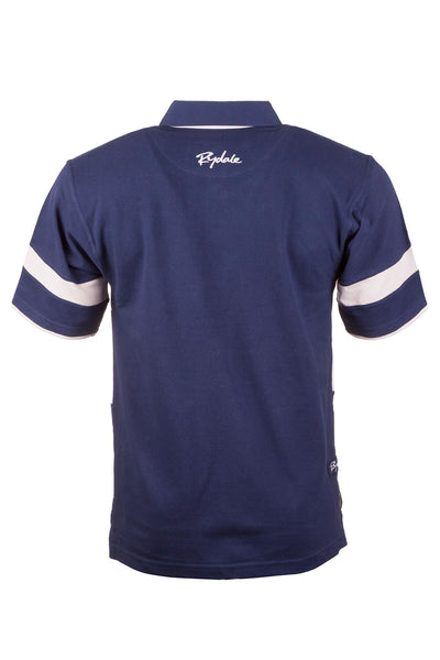 Jblue/Stone - Mens Mk1 Beadlam Polo