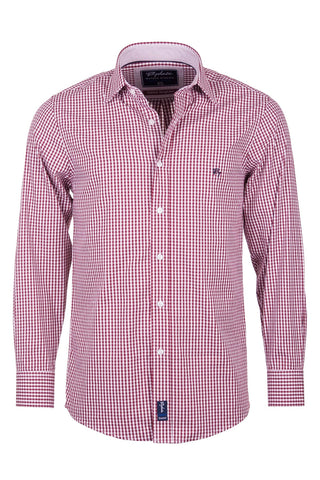 Legacy Oxford Cotton Shirt