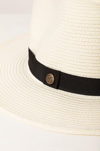 Black - Men's Panama II Hat
