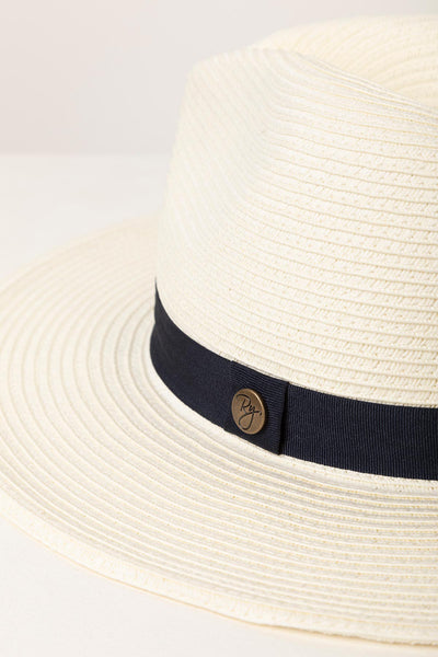 Navy - Men's Panama II Hat