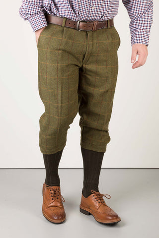 Heathland - Derby Tweed Shooting Breeks
