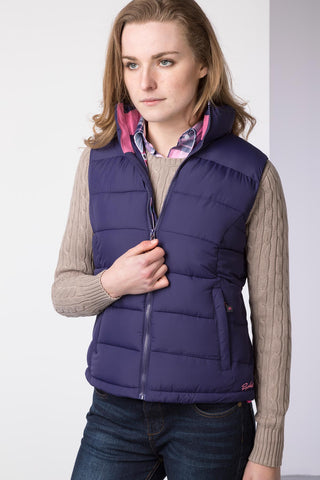 Middleham Zipped Gilet