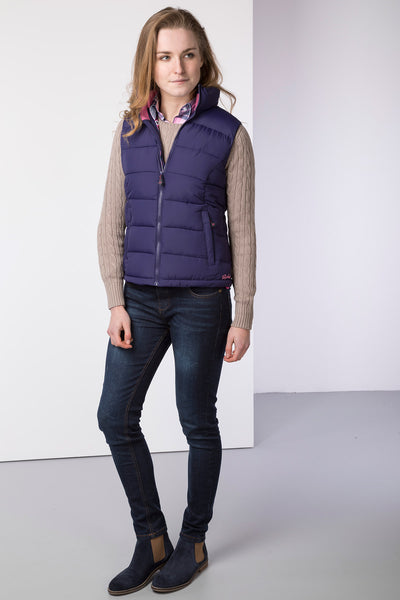 Bramble - Ladies Middleham Gilet