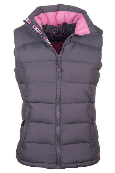 Charcoal - Ladies Middleham Gilet
