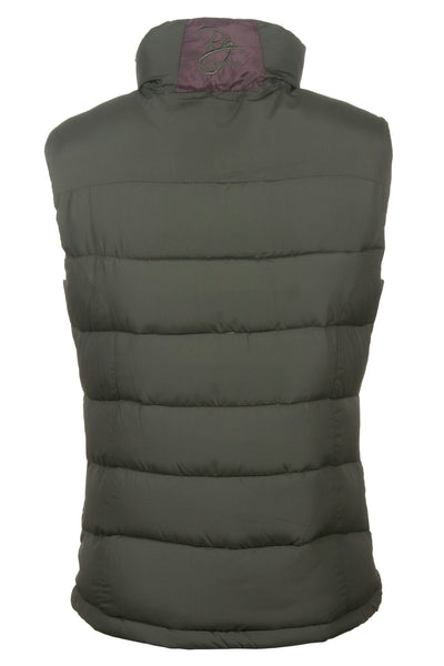 Dark Olive - Ladies Middleham Gilet