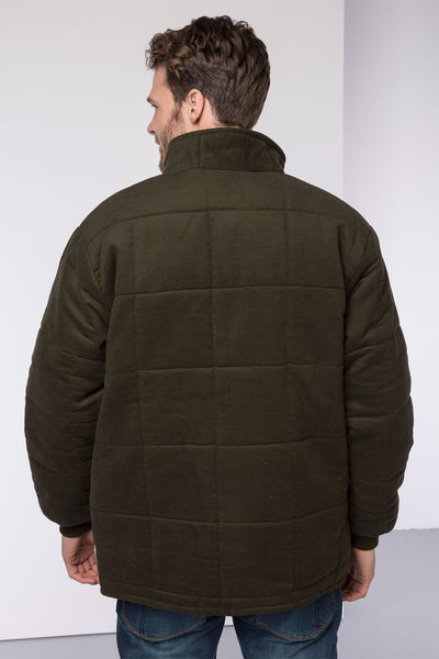 Thick Moleskin Shooting Jacket