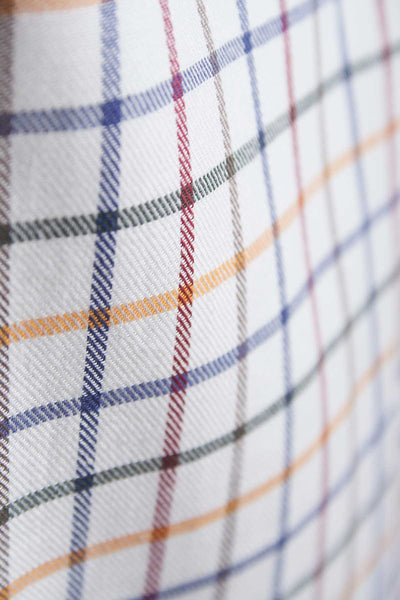 Multi Mix - Mens Rydale Checked Shirts