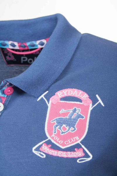 JBlue - Rydale Polo Badge Polo Top
