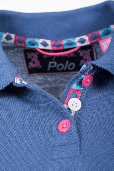 JBlue - Polo Belt Trim Polo Top