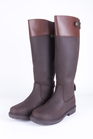 Napton Leather Boots