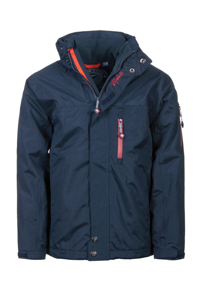 Navy - Junior Kelbrook Leisure Jacket