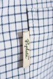 Market Dark Navy - Mens Rydale Country Check Shirts