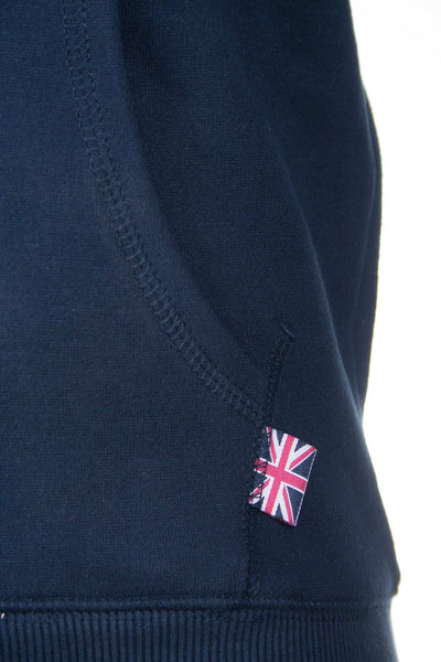 Navy - British Design Hoody
