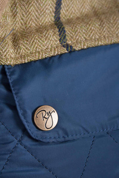 Navy - Rydale Ladies Equestrian Jacket