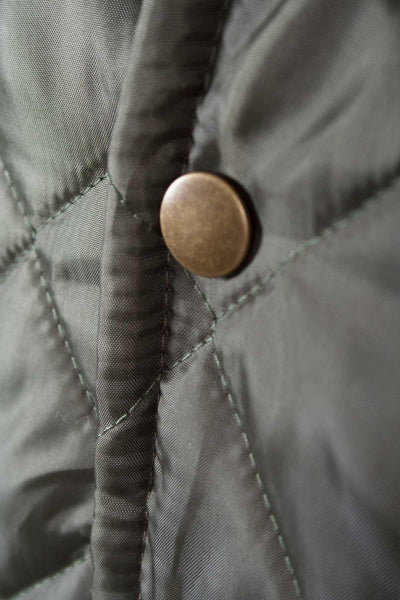 Olive - Mens Quilted Jacket
