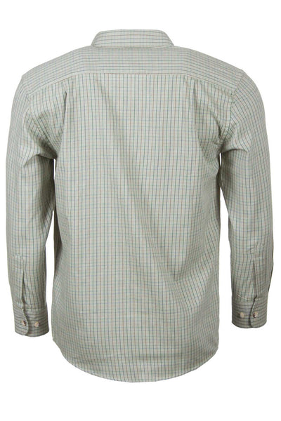 Poacher Olive - Long sleeved Mens Rydale Shirts