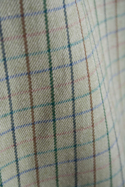 Poacher Olive - Rydale Country Check Shirt