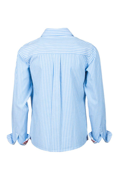 Oliver Stripe - Boys Country Shirts
