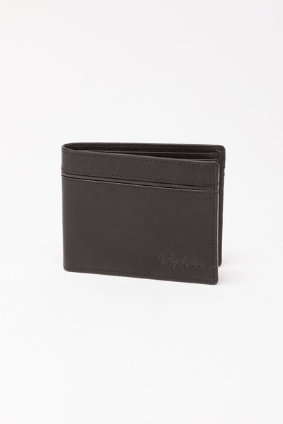 Black - Mens Olive Wallet