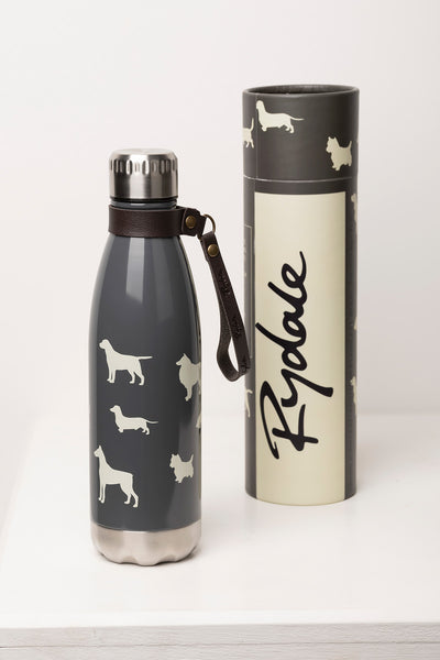 Grey - On-The-Go Drinks Bottle
