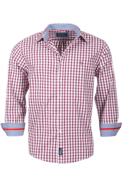 Oscar - Mens Classic Oxford Cotton Shirts