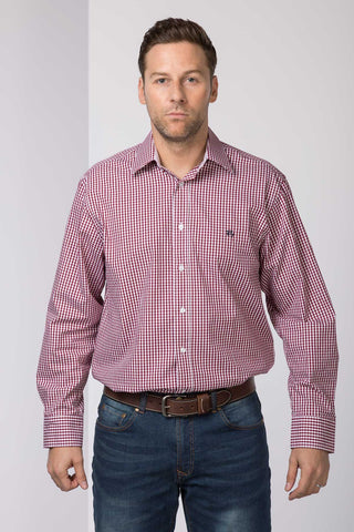 Daniel Wine - Mens 2016 Oxford Classic Shirt