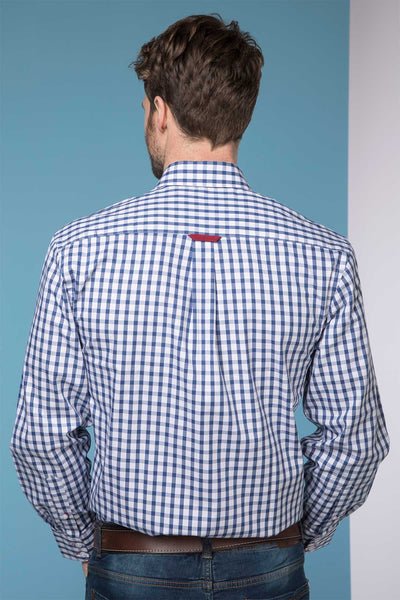Oscar Jblue - Mens 2016 Oxford Classic Shirt