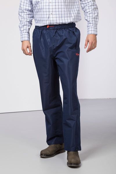 Navy - Mens Trousers in a Packet