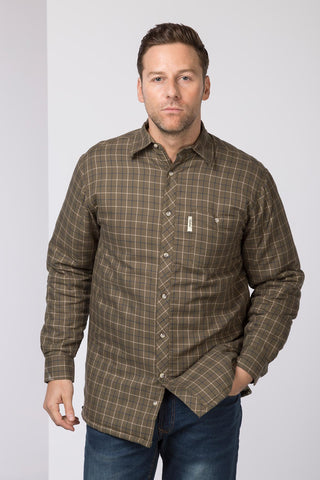 Padded Country Shirt