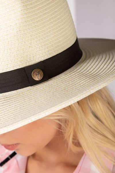 Black - Panama II Hat