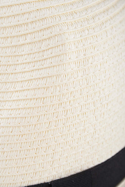 Black - Panama Hat