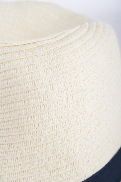 Navy - Panama Hat