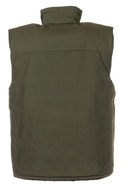 Olive - Green Country Body Warmer