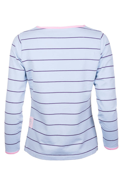 Icicle - Pinstriped Sweatshirt