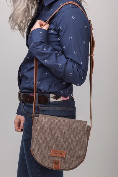 Sally - Pippa Saddle Bag