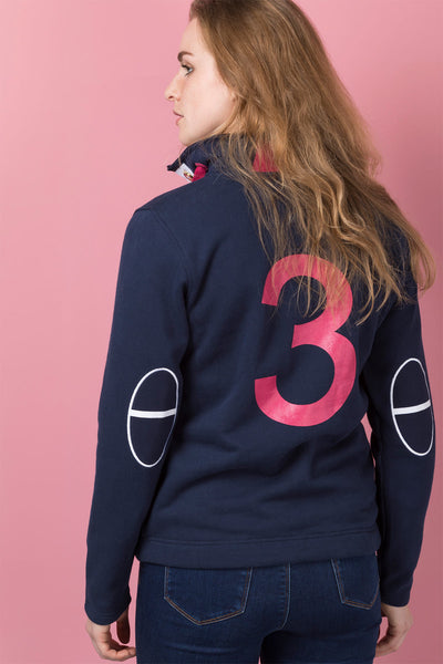 Navy - No 3 Sweatshirt