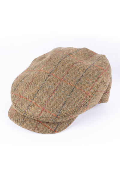 Moorland - Poacher Tweed Cap