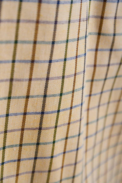 Poacher Gold - Classic Check Summer Shirts