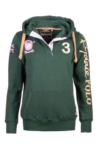 Dark Green - 2016 Polo Club Hoody