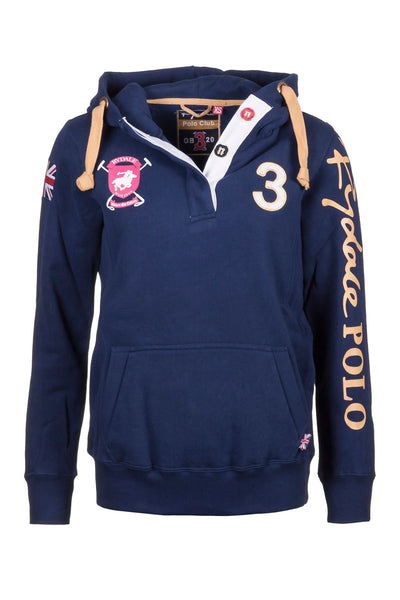 Navy - 2016 Polo Club Hoody