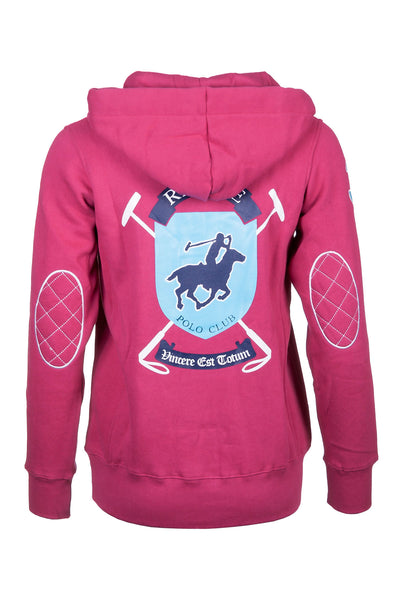 Raspberry - 2016 Polo Club Hoody