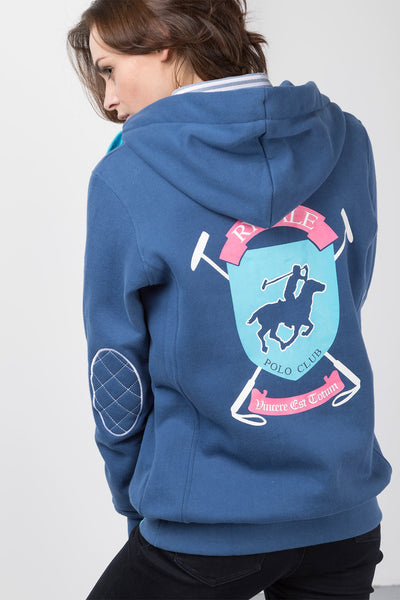 Jblue - 2016 Polo Club Hoody