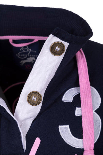Navy II - Polo Club Sweatshirt