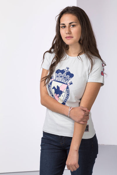 Cloud  - Lades Club Polo Club T-Shirt