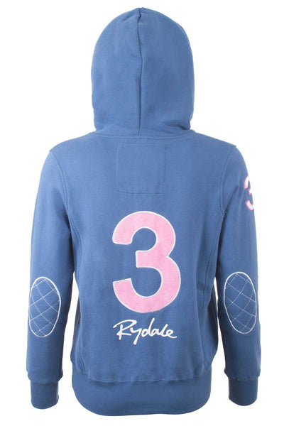 JBlue - Womens Polo Crest Hooded Sweatshirt