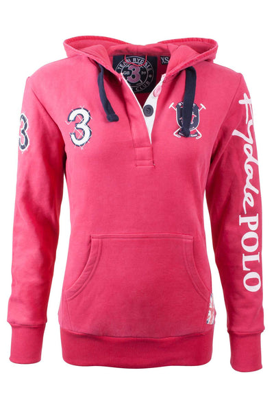 Ruby - Rydale Polo Club Hoody