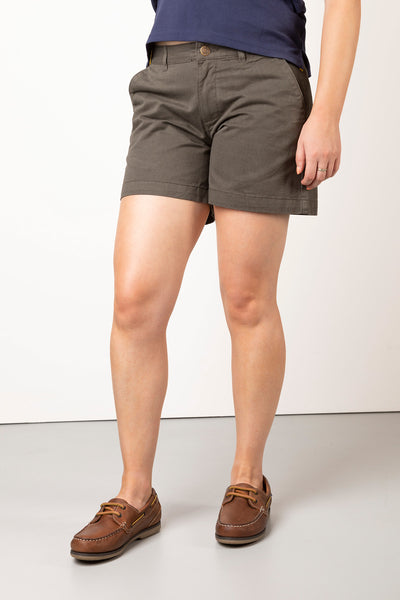 Khaki - Ladies Portia Shorts II