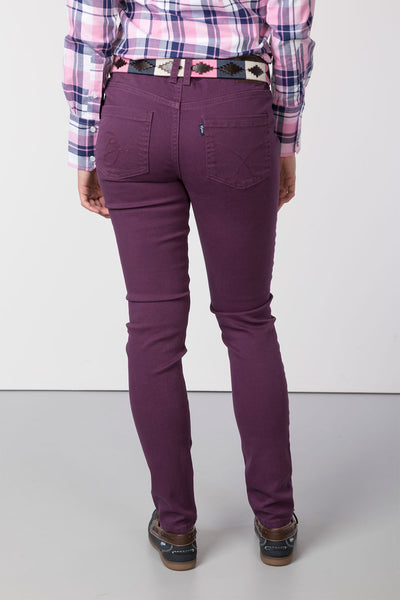 Berry - Ladies Portia Skinny Jeans